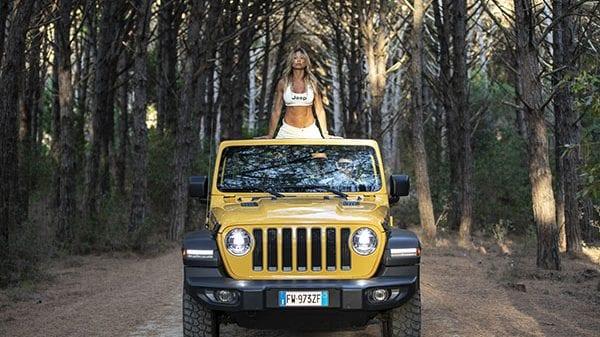 "Jeep online con ""Jeep Active Team"". Firma il Team WPP"