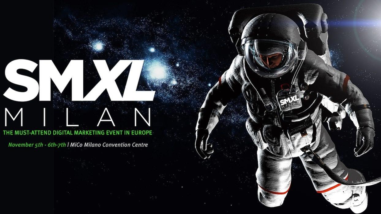 SMXL torna a Milano con 20 nuovi workshop e 3 specialist chairman