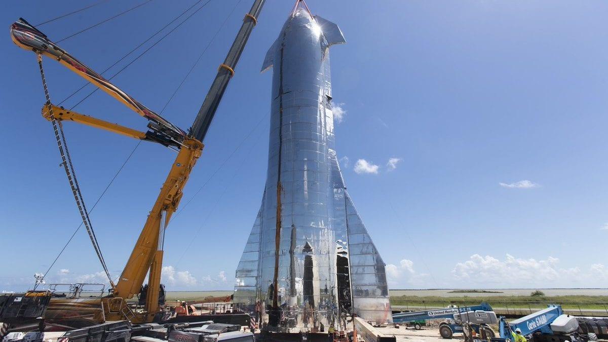 Ecco come funzione Starship, il razzo di Musk per la Luna e Marte