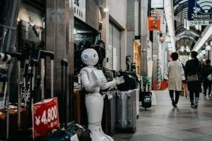 Robot e viaggi