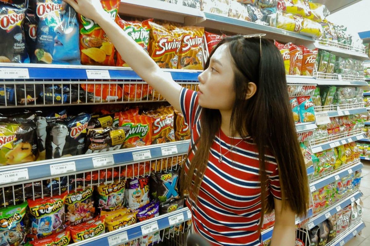 La svolta green dei giovani al supermercato
