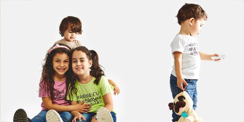 Praiset: l'eccellenza dell'abbigliamento made in Italy per neonati e bambini fino a 10 anni