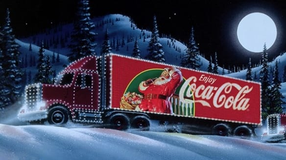 Il nuovo spot natalizio di Coca-Cola. Le strategie digitali e social