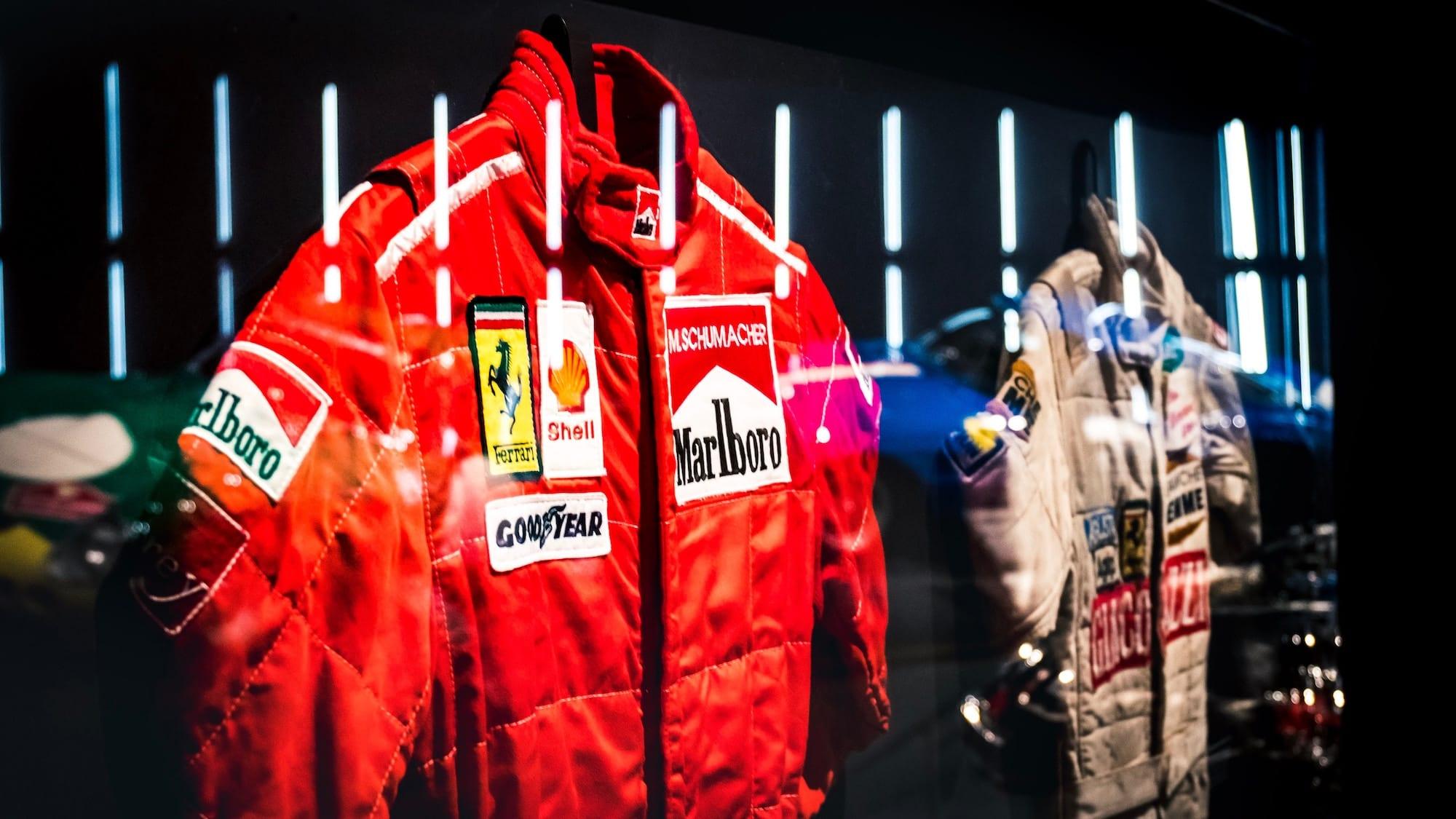 Armani e Ferrari, la partnership tutta Made in Italy