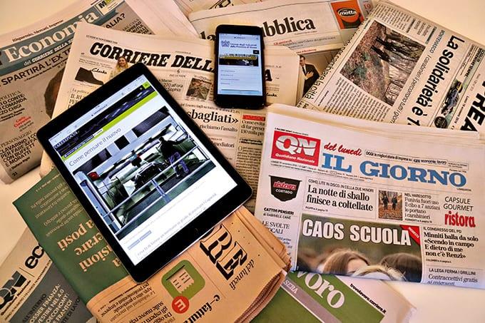Giornalismo e pubblicità, Ciaopeople fa chiarezza su relazioni e influenze