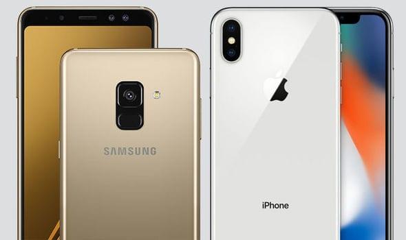 Smartphone, nel 2019 iPhone e Samsung Galaxy in testa alle vendite