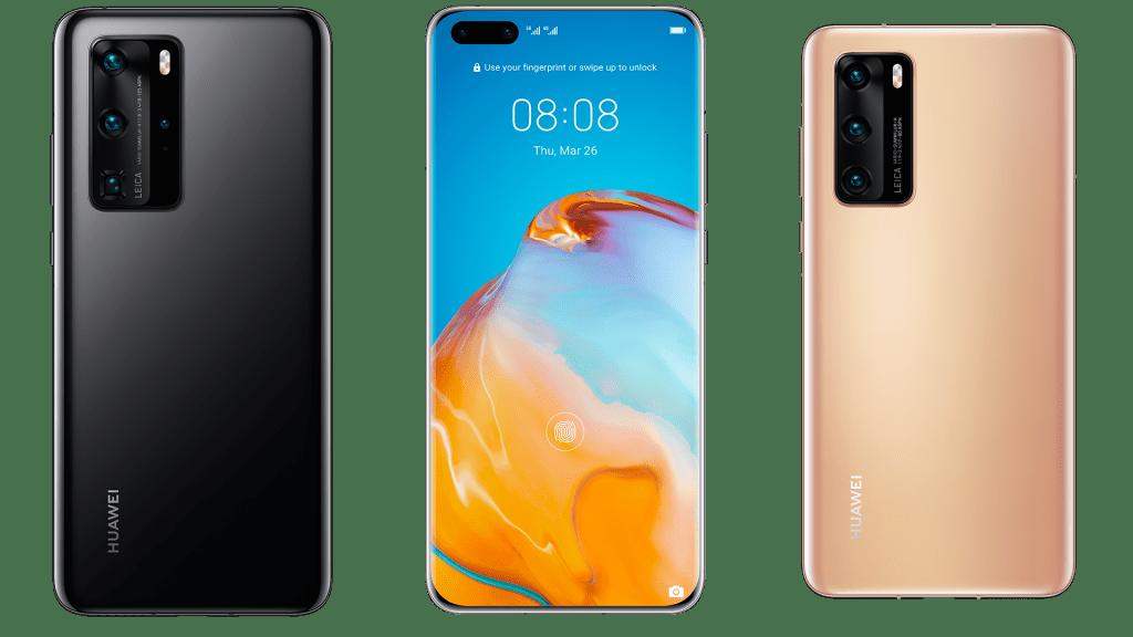 Presentati i nuovi Huawei P40, sorprendente il comparto fotografico