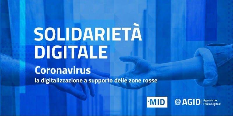 Solidarietà digitale per la quarantena: libri e servizi It offerti gratuitamente