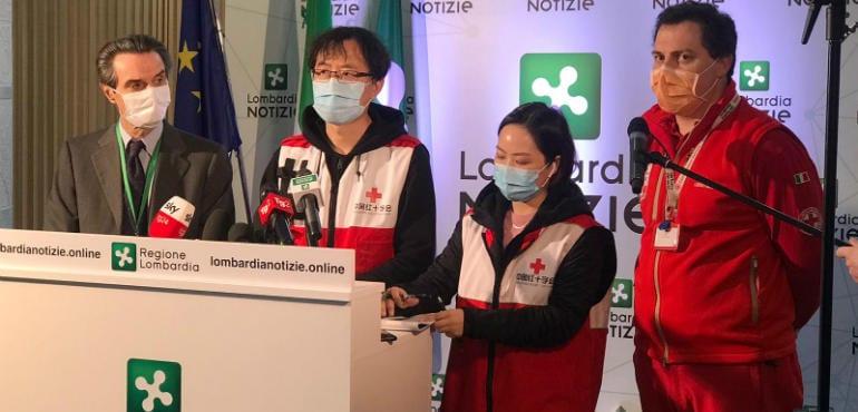 """Coronavirus, Croce Rossa cinese: """"Dovete chiudere tutto"""""""