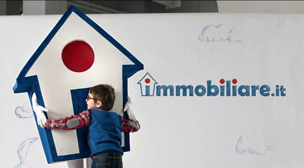 Immobiliare.it lancia un nuovo spot su TV e Web
