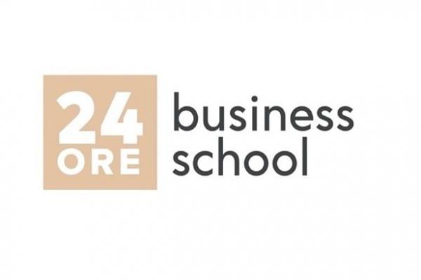 Rebranding per 24ORE Business School, curato da Ninetynine