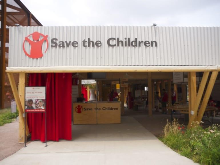 La nuova campagna di Save The Children realizzata da Arsenale23