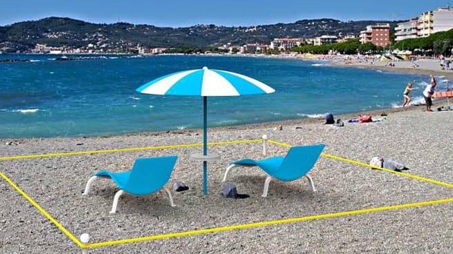 Come saranno le spiagge nelle Fase 2: distanziamento e norme di riferimento