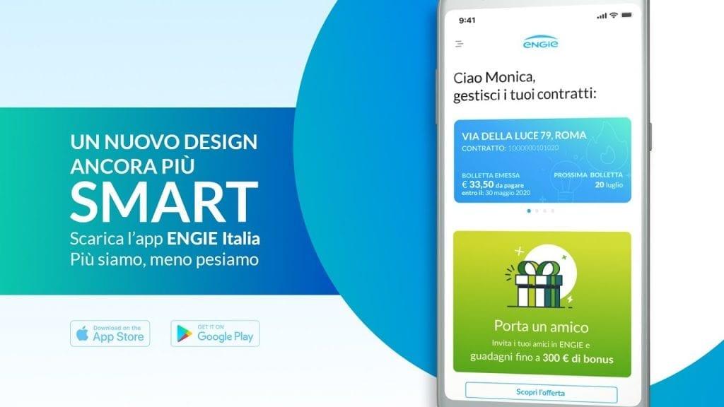 Pubblicata l'app Engie Italia realizzata da Subsense